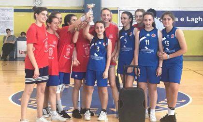 Basket femminile il 29-30 settembre arriva il 1° Torneo Pink