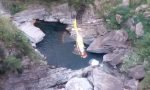 Due morti in Val Bodengo mentre facevano canyoning VIDEO