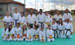 Open day di karate a Veniano