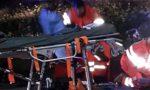 Donna ferita in un incidente a Olgiate Comasco