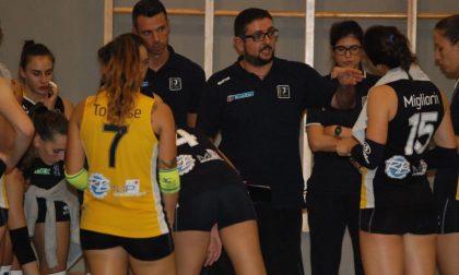 """Albese Volley coach Mucciolo: """"Partenza in salita"""""""