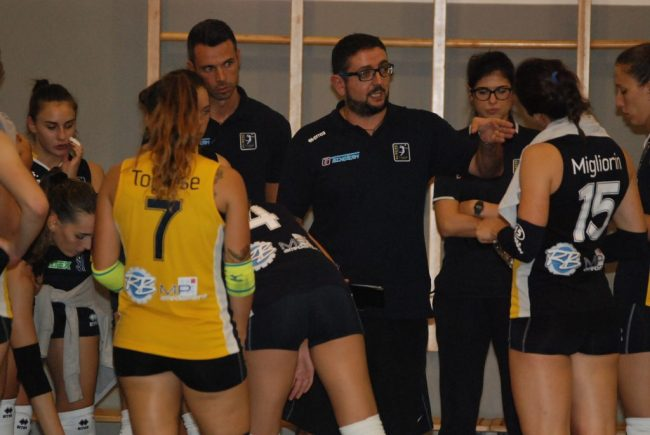 """Albese Volley coach Mucciolo: """"Non vedo l'ora di cominciare"""""""