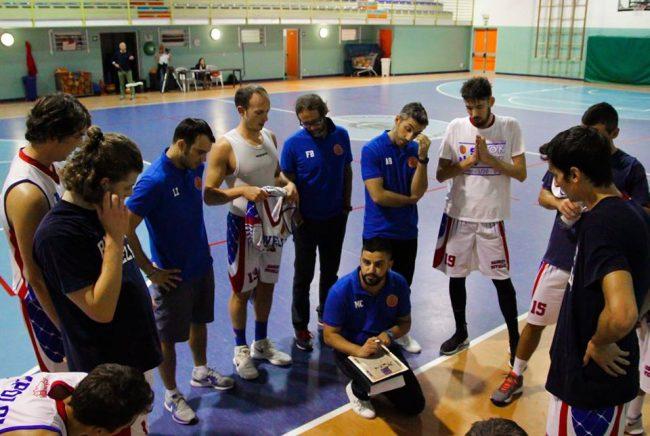 Basket rovello secondo vittoria