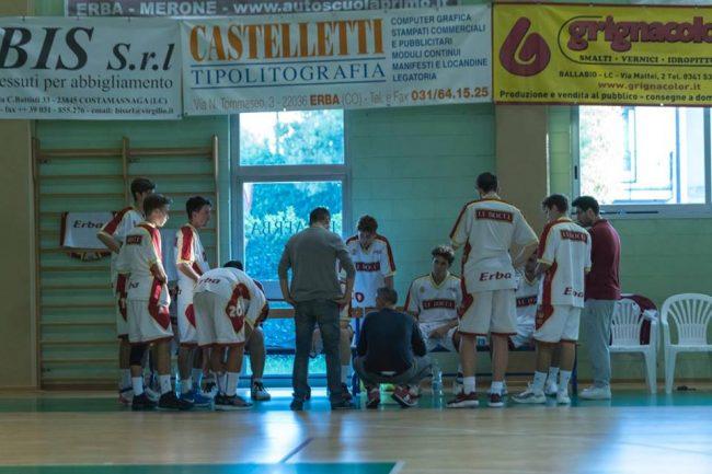 Basket C Gold Erba cerca il bis