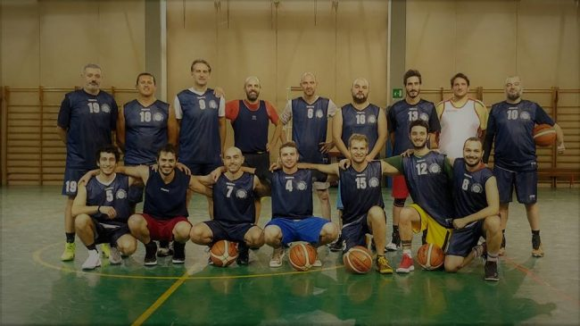 Basket prima divisioone Olimpia Ponte Lambro