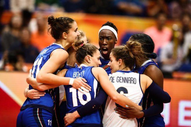 Volley femminile sconfitta in finale. L&#8217&#x3B;albiolese Mattiroli a un passo dal sogno