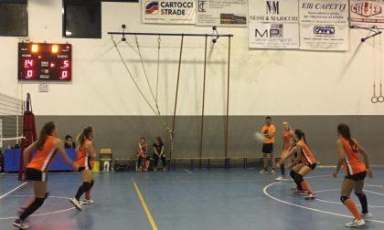 Albese Volley in vetrina il vivaio orange