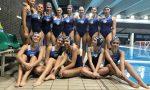 Como nuoto subito a segno le Ranette Under17
