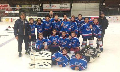 Hockey Como il 2 dicembre recupero di IHL contro Alleghe