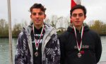 Canottieri Lario tre argenti e due bronzi per i bianconeri