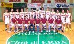 Basket C Gold domani in campo le malate Erba e Cantù