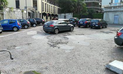 Piazzetta Mojana e via Cantoni: al via i lavori per il rifacimento della pavimentazione