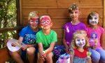Settimana dell'infanzia sabato pomeriggio a Villa Olmo