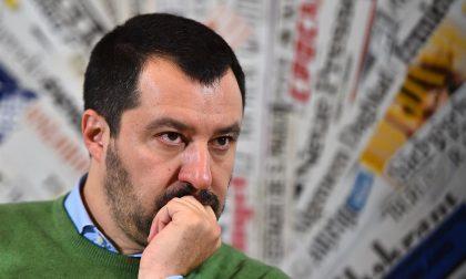 """Autobus in fiamme Salvini: """"Autista straordinario"""". Fermi: """"Sarà ospite del Consiglio regionale"""""""