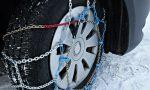 Scatta l'obbligo Catene e pneumatici invernali, ecco quando e dove