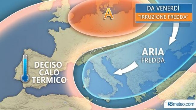 Meteo Como | Dal weekend cambia tutto