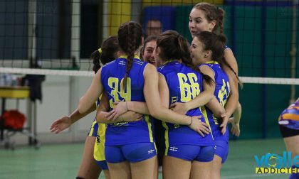Volley seconda divisione: Virtus Cermenate vince 3-1