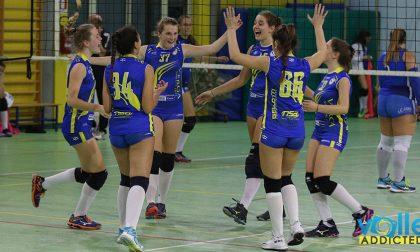Volley seconda divisione: Virtus Cermenate vince 3-1 contro Montesolaro