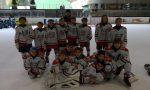 Hockey Como Under11 protagonista a Chiavenna