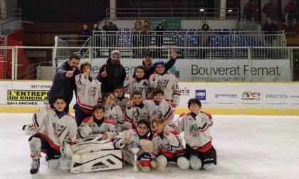Hockey Como Under11 grandi protagonisti a Pinerolo