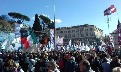 Manifestazione Lega a Roma: tutti gli scatti FOTO