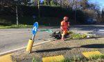 Motociclista morto sulla Lomazzo-Bizzarone FOTO e VIDEO