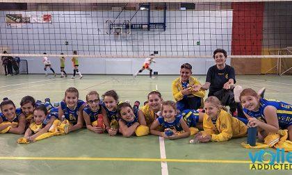 Volley Cermenate: bene le Under 12, le Under 13 cadono in casa