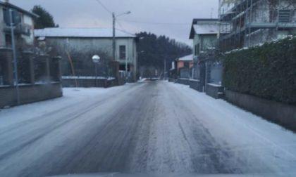 Neve in arrivo a Como: l'allerta della Protezione Civile