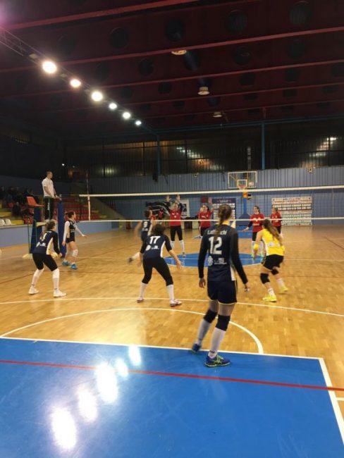 Albese volley amichvole a Lecco