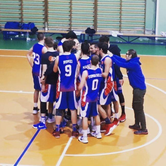 Basket rovello vince a Lentate