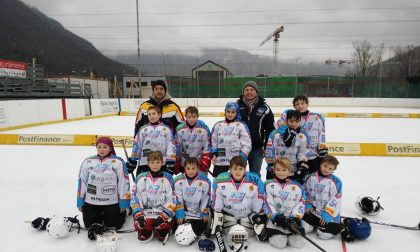 Hockey Como si apre bene il 2019 per il team Under11