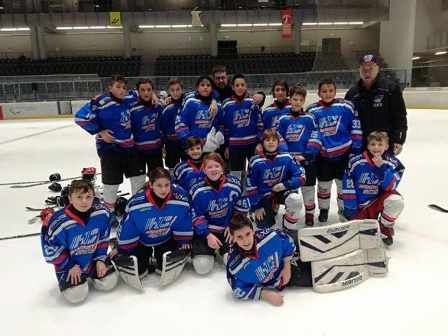 Hockey Como Under13 ko a Torino
