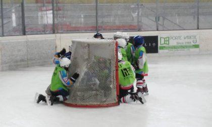 Hockey Como tornei oltre confine per i baby lariani