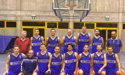 Basket Promozione nell'anticipo Lurate abbatte la capolista Sidergorla