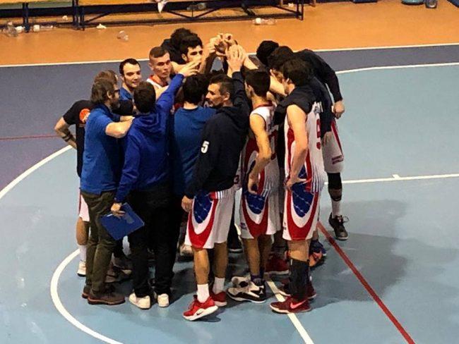 Basket Rovello campione d'inverno