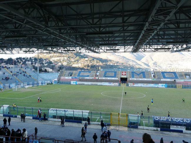 Como calcio stadio G. Sinigaglia