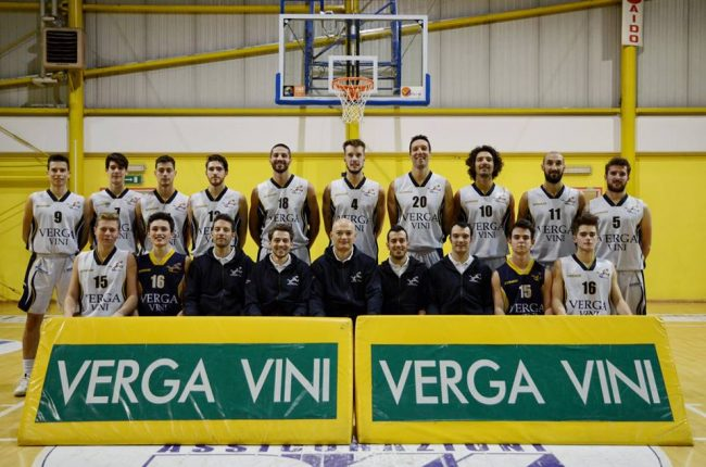 Basket C Gold Virtus Cermenate 2019
