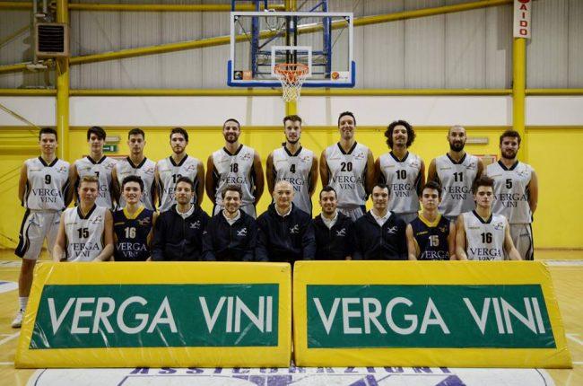 Basket C Gold Virtus Cermenate 2019