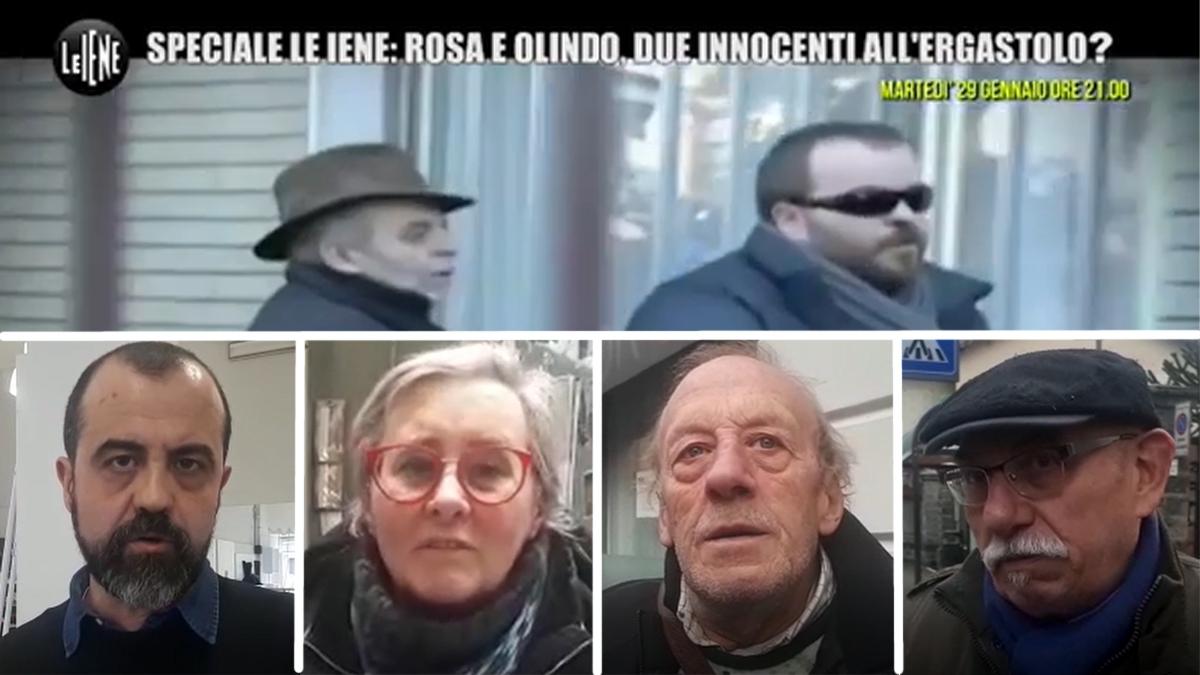 """Rosa e Olindo non colpevoli? Erba insorge contro Le Iene: """"Ora basta"""" VIDEO"""