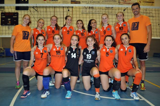 Albese Volley Under16 ko