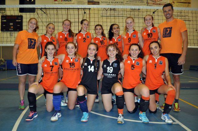 Albese Volley Under16 ko