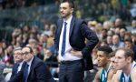Pallacanestro Cantù: Brienza non può sedere in panchina, Capitan Udanoh anche allenatore