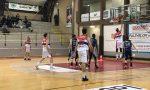 Basket serie C nella Gold 29 club con 3 lariane