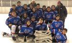 Hockey Como gli Under13 vincono il derby con Varese