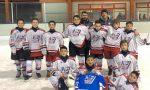 Hockey Como Under13 colpo di rigore ad Aosta