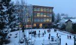 Neve, il sindaco elogia i molti olgiatesi (compresi i bimbi) spalatori