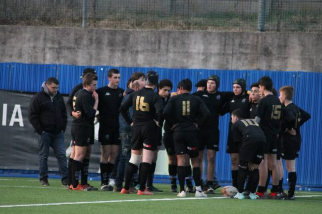 Rugby Como Under16 ko