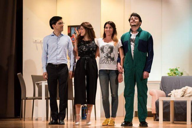 Al Teatro di Capiago arriva la commedia &#8220&#x3B;Non c&#8217&#x3B;è due senza te&#8221&#x3B; FOTO