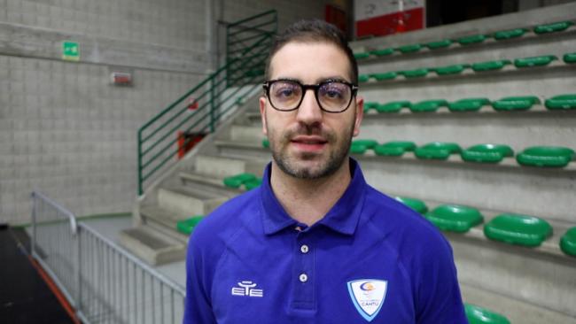 Progetto Giovami Cantù coach Antonio Visciglia