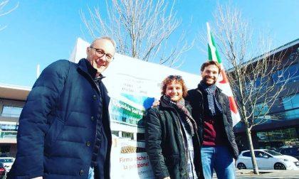 Raccolta firme del Pd per il parcheggio del Sant'Anna e il Pronto soccorso